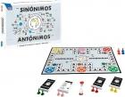 El juego de sinónimos y antónimos. El juego de los sinónimos, contrarios e ideas afines