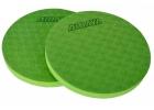 Almohadillas circulares para yoga (2 unidades) colores surtidos
