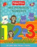 Mis primeros números. Un libro para pintar y contar.