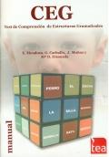 CEG, Test de Comprensión de Estructuras Gramaticales (Juego completo)