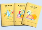 Colección de 6 cuadernos Rubio. Competencia matemática