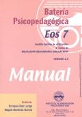 Batería psicopedagógica EOS-7. ( Manual + Cuadernillo ).