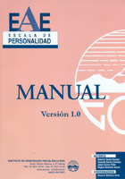 Manual de EAE, Escala de Personalidad.