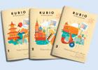 Colección de 12 cuadernos Rubio. Matemáticas con ábaco