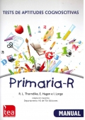 PRIMARIA-R, Test de aptitudes cognoscitivas revisado