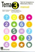 Cuaderno de estímulos de TEMA-3, Test de Competencia Matemática Básica 3.