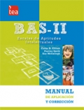 BAS - II Infantil, Escalas de Aptitudes Intelectuales. (Juego completo)