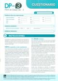 25 Kit de corrección cuestionarios del DP-3. Perfil de Desarrollo-3