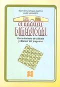El análisis dimensional. Procedimiento de cálculo y manual del programa.