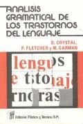 Análisis gramatical de los trastornos del lenguaje.