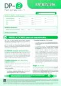 25 Kit de corrección entrevista del DP-3. Perfil de Desarrollo-3