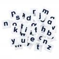 Fichas letras minusculas