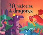 30 historias de dragones. Cada noche, una historia
