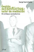 Gestión de conflictos: taller de mediación