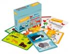 Mi primera caja de animales. Montessori: Un mundo de logros