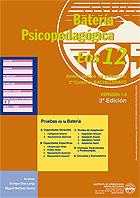 Paquete de 10 cuadernillos de la batería psicopedagógica EOS-12.