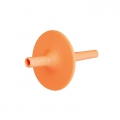 Boquilla Lip Blok flexible (naranja - 3/4)