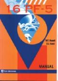 Kit 25 correcciones ( PIN, HR ) de 16 PF-5, Cuestionario Factorial de Personalidad.