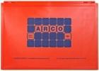 Estuche de control Arco - Naranja (24 fichas).