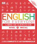 English for everyone (Ed. en español) Nivel Inicial 1 - Libro de ejercicios