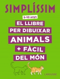 Simplíssim. el llibre per dibuixar animals + fàcil del món