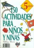 150 actividades para niños y niñas de 5 años.