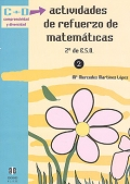Actividades de refuerzo de matemáticas. 2o. de E.S.O.