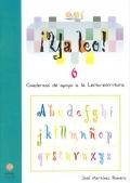 ¡Ya leo! 6 Cuadernos de apoyo a la lecto-escritura Silabas directas: m-c/z-c/q