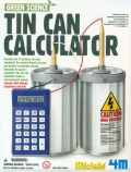 Lata calculadora (tin can calculator)