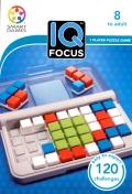 IQ Focus ¿Serás capaz de solucionar los 120 retos?