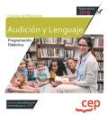 Audición y lenguaje. Programación Didáctica. Cuerpo de maestros