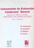 IECG. Instrumentos de evaluación conductual general. Trastornos por déficit de atención, fracaso escolar y otros problemas de conducta. Niños y adolescentes