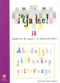 ¡Ya leo!  14 Cuadernos de apoyo a la lecto-escritura Silabas trabadas: pr-bl-fl