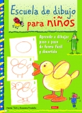 Escuela de dibujo para niños. Aprende a dibujar paso a paso de forma fácil y divertida