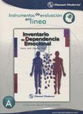 IDE. Inventario de dependencia emocional. Instrumentos de evaluación en línea.