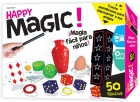 Happy Magic! ¡Magia fácil para niños! 50 trucos