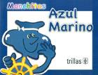 Manchitas. Azul Marino