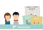 Pack especial Rubio el arte para de aprender. 2º Primaria