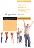 Educación emocional. Programa de actividades para Educación Secundaria Obligatoria
