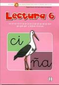 Método PIPE de lecto-escritura para alumnos con NEE. Lectura 6 (za-zo-zu-ce-ci-ja-jo-ju-je-ji-ge-gi-ga-go-gu-gue-gui-güe-güi y sílabas inversas)