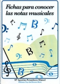 Fichas para conocer las notas musicales.