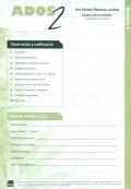 Kit de corrección del Protocolo 1 de ADOS-2, Escala de observación para el diagnóstico del autismo. (10 usos)