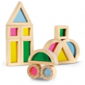 Bloques de color (Color Blocks) Montessori