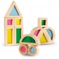 Bloques de color (Color Blocks) Montessori