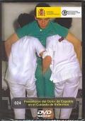Prevención del dolor de espalda en el cuidado de enfermos (DVD)