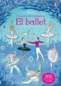 El ballet. Mi primer libro de pegatinas