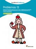 Problemas 13. Santillana Cuadernos. 6º Primaria