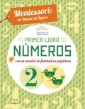 Mi primer libro de números con un montón de fantásticas pegatinas