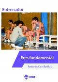 Entrenador. Eres fundamental