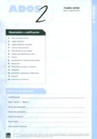 Kit de corrección del Protocolo 3 de ADOS-2, Escala de observación para el diagnóstico del autismo. (10 usos)